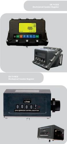 ER 79 M // ER 79 E numaratör