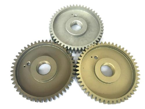 Gear Hobbing Steel Parts