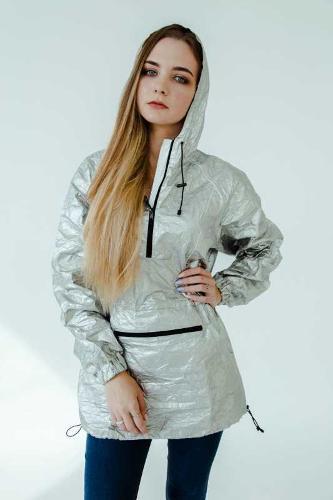 Jacket Metallic