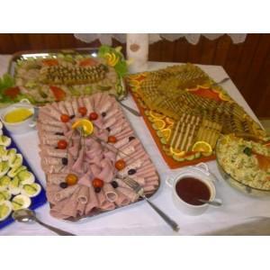 buffets froids , apéritifs dînatoires