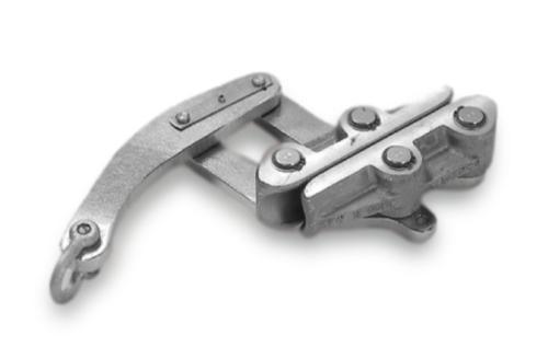 ISO-Seilspannklemmen für isolierte Freileitung, Werkzeug