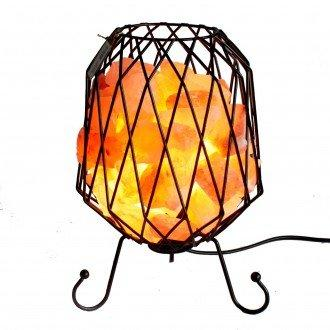 Salt Rock Brazier Lamps