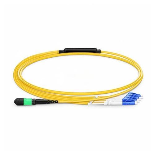 Duplex 12 Fibers 9/125 Singlemode Type A Lszh Breakout Cable