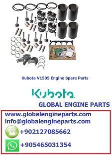 Kubota Motor Yedek Parçaları & Kubota Engine Spare Parts