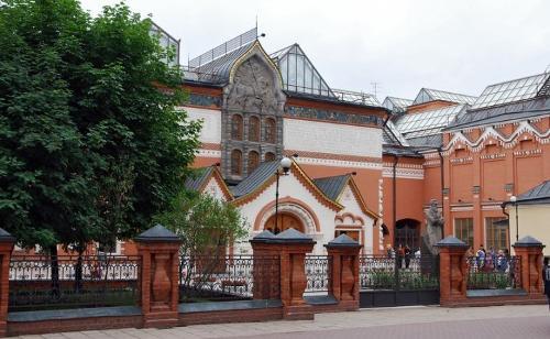 Moscow Art Tour