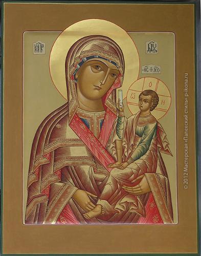 Theotokos from Shuisko-Smolensk