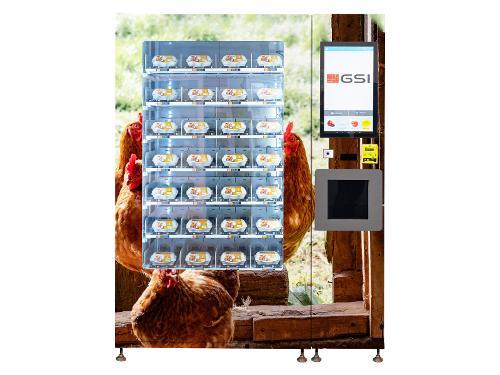 Distributeur de poulets et oeufs ROBOMAT24