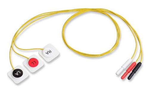 Disposable ECG Leadwire