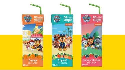 Appy Kids Co Tetra 50% Juices Range