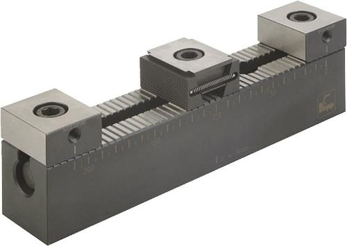 Système de serrage multiple butées et mors durs