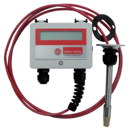 Sensor de temperatura y de humedad relativa - PFT28Ka