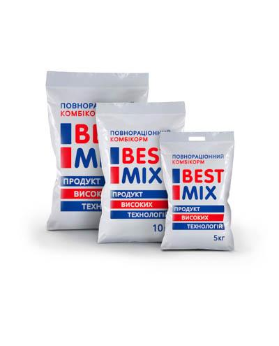 Best Mix Compound Feed for Broiler and Poultry Meat Breeds