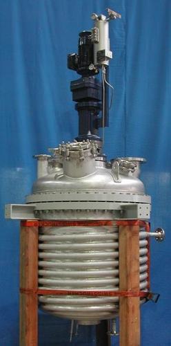 Cuves sous pression, réacteurs