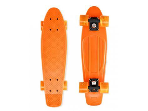 Gnarly Sunset Skateboard 57×16 cm Oranje Oranje