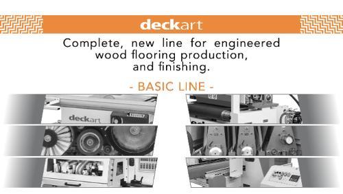 Engineered Wood Flooring Production Lines