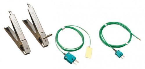 DATAPAQ Oven Tracker XL2 thermocouples à pince + adhésif