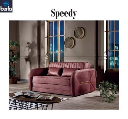 Sovekabine sofa Speedy