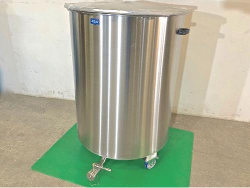 Serbatoio in acciaio inossidabile 304 - 4.51 HL