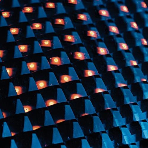Flächige Lichtlenkungsoptiken