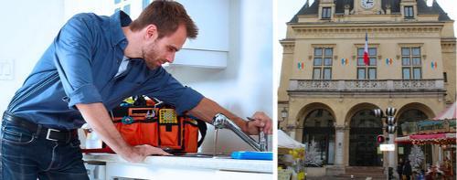 Dépannage plombier à Les Lilas (93260)