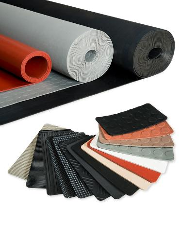 RUBBER SHEET & RUGS