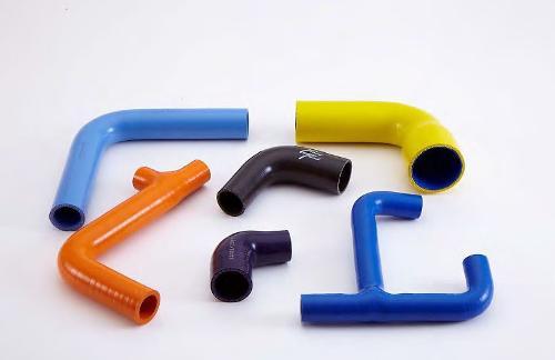 Tuyaux de liquide de refroidissement en silicone