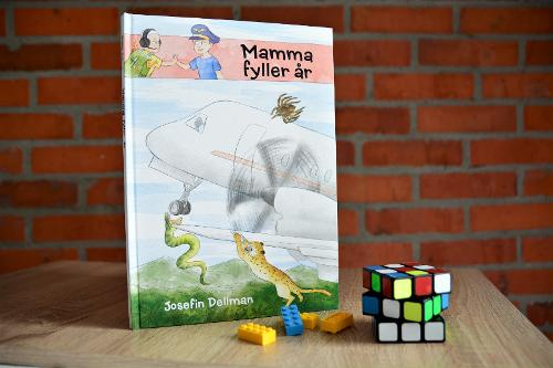A4 book for kids – hardcover
