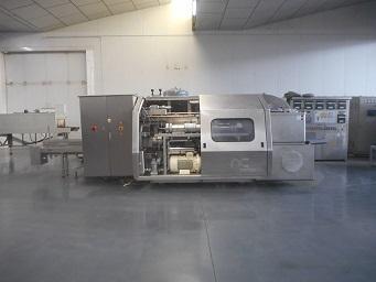 Procesadora de alimentos por alta presión Hiperbaric WAVE 55