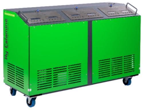 Decarbonizzazione del motore • Hy-Carbon 3000S