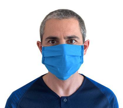 Masque grand public filtration garantie 50 lavages COVID19