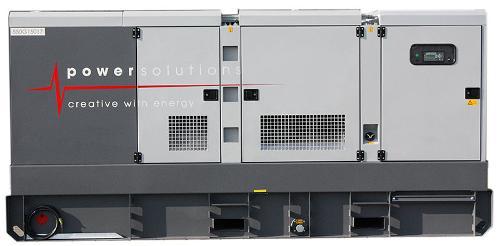 Générateur 550kVA - Fiche technique