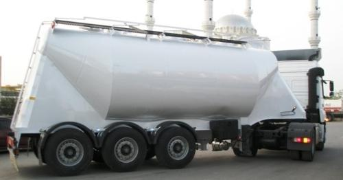 Silobas Cement Trailer