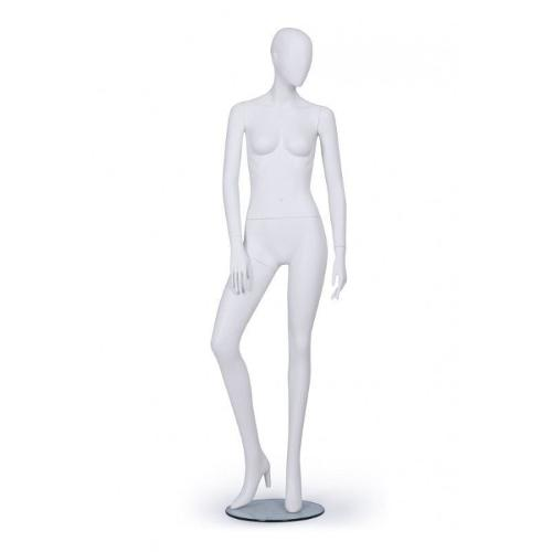 Female display mannequin