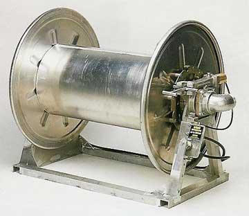 Enrouleur Automatique Pneumatique Hydrocarbure DN50