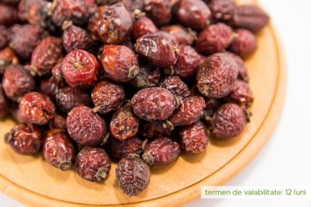 Шиповник сушеный (Dried rosehips)