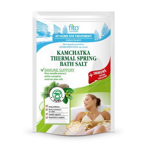 Kamchatka Thermal Springs Bath Salt
