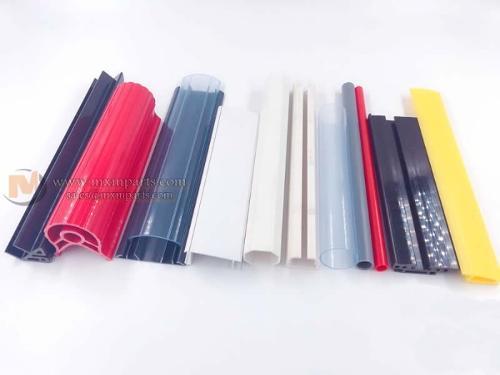 ekstruderingsprofiler af plast