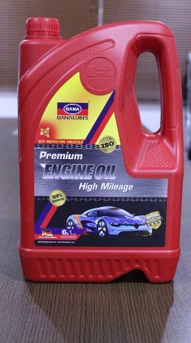 Aceites de motor Full Synthetic- Gasolina y Diesel SAE 15W40
