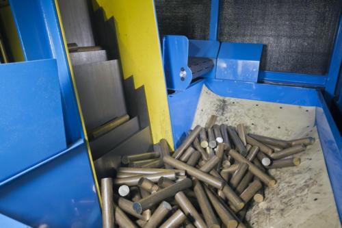 Forni per alluminio serie cta