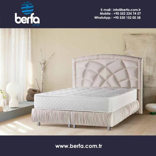 Senge, sengestel og madrasser
