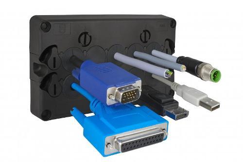 Sistema entrada de cable KADL