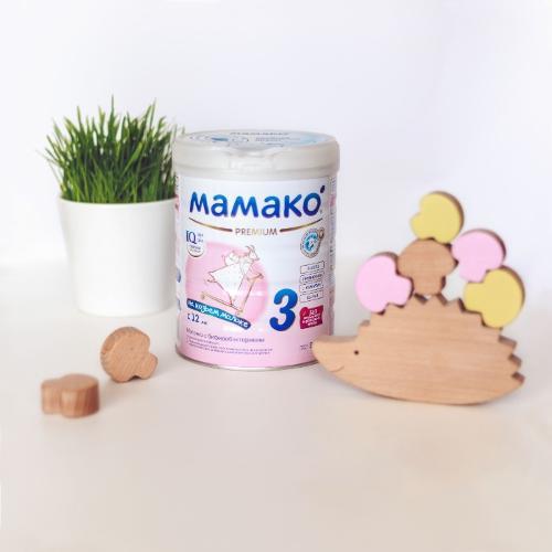 Goat milk-based infant formula