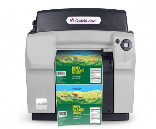 QL-850 Wide Format Color Labelprinter, Inkjet