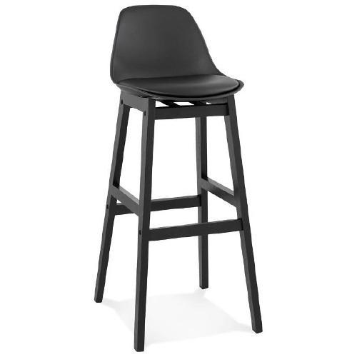 Barhocker Design Bar Jack Chair (schwarz) - Designer Barhocker