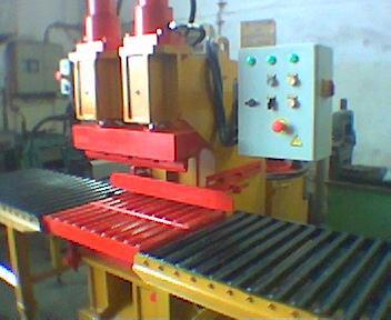 Beton Blok Kırma makinesi hidrolik/otomatik