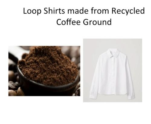 Recycled Coffee Textile