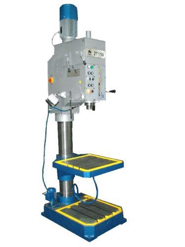 Vertical-drilling machine