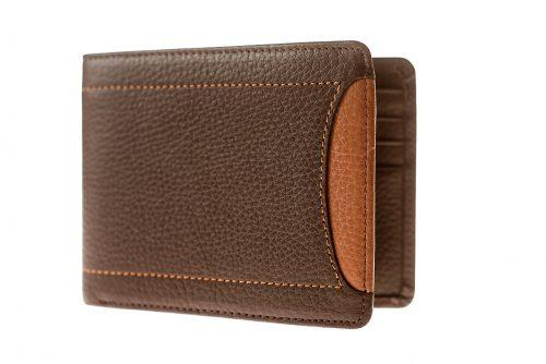 1358 Men's Leather Wallet