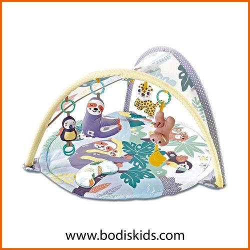 High quality crawling baby playmat activity gym