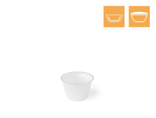 Soup cup SC16, 500 ml, laminated